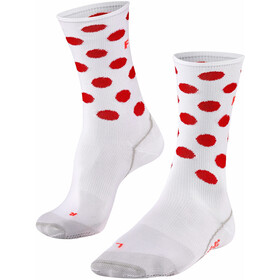 Falke BC Impulse Socks Dots, white